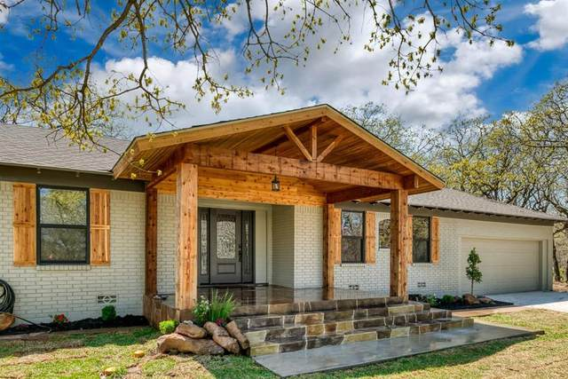 102 El Colina Road, Weatherford, TX 76085 (MLS #14538747) :: The Kimberly Davis Group