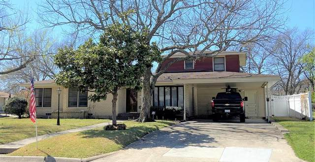 1201 Whaley Drive, Gainesville, TX 76240 (MLS #14538775) :: Trinity Premier Properties