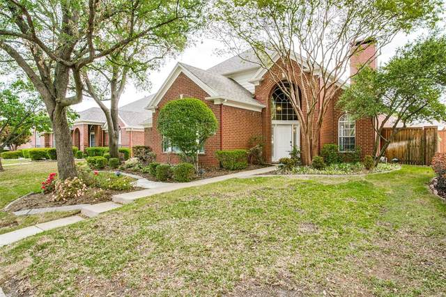 337 Touchdown Drive, Irving, TX 75063 (MLS #14538893) :: The Chad Smith Team