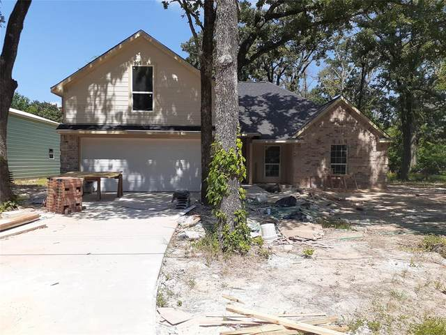 106 Shady Shores Drive, Mabank, TX 75156 (MLS #14539852) :: The Property Guys