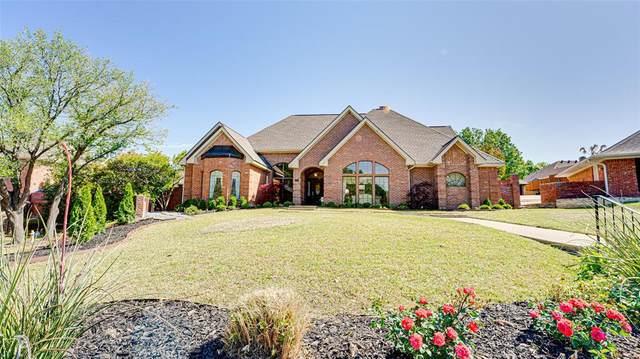 1320 Stonecreek Court, Garland, TX 75043 (MLS #14539947) :: Real Estate By Design
