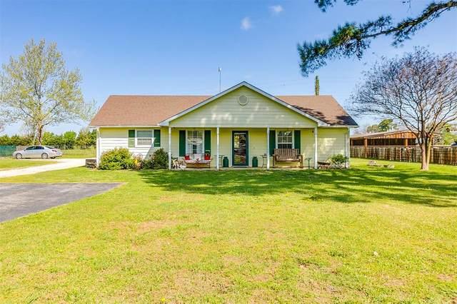 7811 E Fm 917, Alvarado, TX 76009 (MLS #14540428) :: The Hornburg Real Estate Group