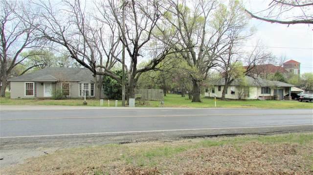 1403 E Ennis Avenue, Ennis, TX 75119 (MLS #14541277) :: Robbins Real Estate Group