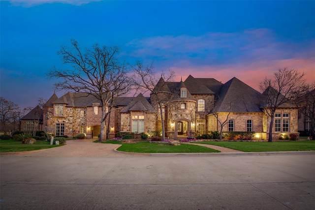 12 Hunters Ridge Lane, Trophy Club, TX 76262 (MLS #14541344) :: Wood Real Estate Group