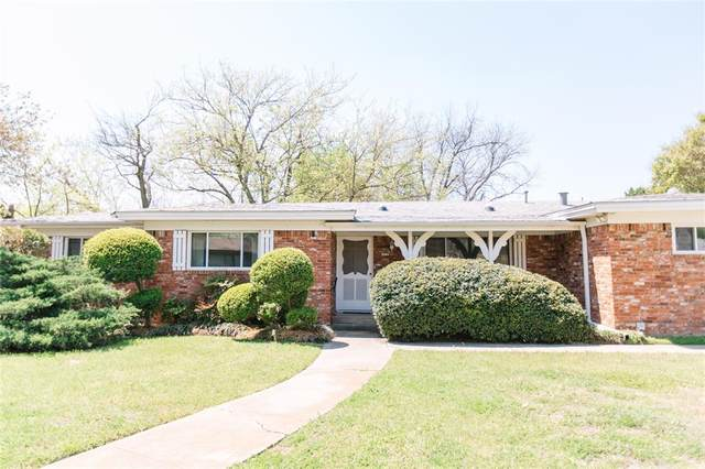 3629 Chaffin Drive, Richland Hills, TX 76118 (MLS #14541432) :: The Hornburg Real Estate Group