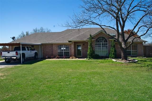 1062 Greenwood Cut Off Road, Weatherford, TX 76088 (MLS #14541642) :: Trinity Premier Properties