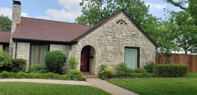 4206 Somerville Avenue, Dallas, TX 75206 (MLS #14541983) :: Maegan Brest | Keller Williams Realty
