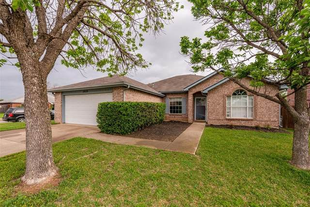 3620 Clearbrook Drive, Fort Worth, TX 76123 (MLS #14542341) :: Wood Real Estate Group