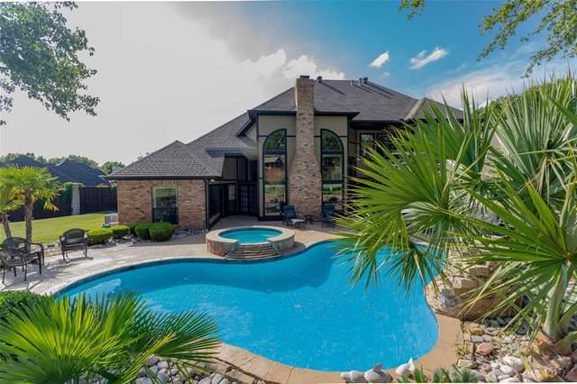 2216 High Point Drive, Carrollton, TX 75007 (MLS #14543722) :: The Good Home Team
