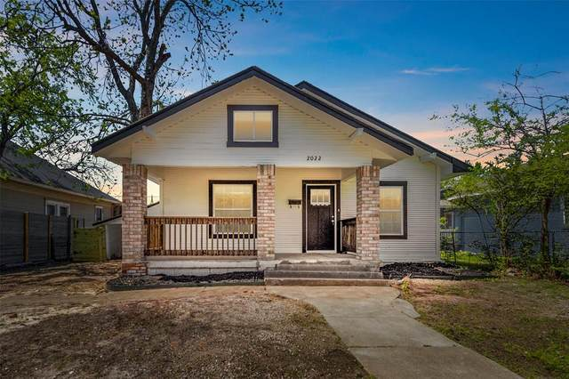2022 May Street, Fort Worth, TX 76110 (MLS #14543752) :: Hargrove Realty Group