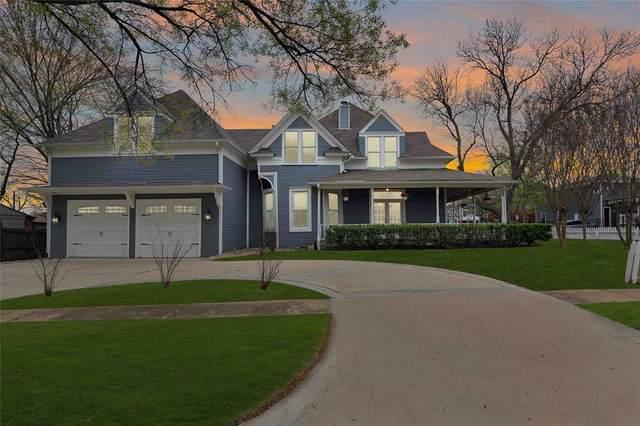 702 W Louisiana Street, Mckinney, TX 75069 (MLS #14543757) :: The Kimberly Davis Group