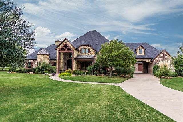 1625 Timber Ridge Trail, Cross Roads, TX 76227 (MLS #14543997) :: Wood Real Estate Group