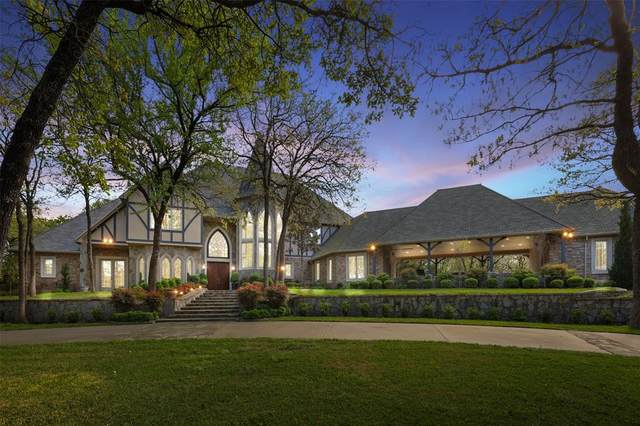 3125 Florence Road, Southlake, TX 76092 (MLS #14544131) :: The Heyl Group at Keller Williams