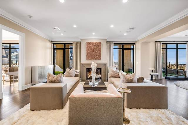 2525 N Pearl Street #1801, Dallas, TX 75201 (MLS #14544284) :: Hargrove Realty Group