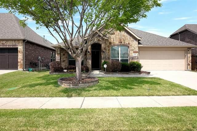 10316 Blackberry Street, Mckinney, TX 75072 (MLS #14544292) :: Craig Properties Group