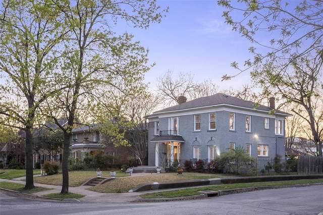 6151 Bryan Parkway, Dallas, TX 75206 (MLS #14545882) :: Robbins Real Estate Group
