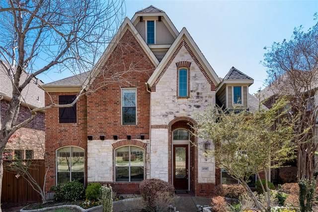 6540 Briar Ridge Lane, Plano, TX 75024 (MLS #14546739) :: The Kimberly Davis Group
