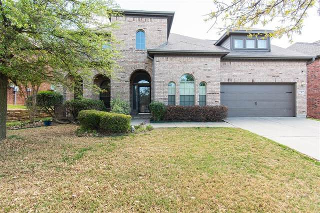 12853 Lizzie Place, Fort Worth, TX 76244 (MLS #14546752) :: The Chad Smith Team