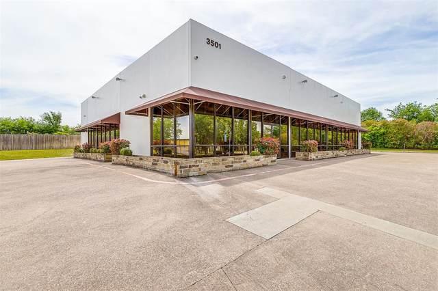 3501 S Fielder Road, Arlington, TX 76015 (MLS #14547305) :: VIVO Realty