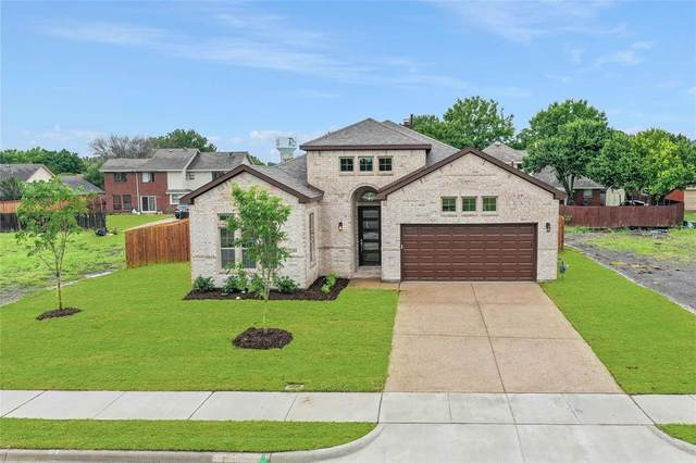 3205 Tradition Court, Rowlett, TX 75088 (MLS #14547325) :: Real Estate By Design