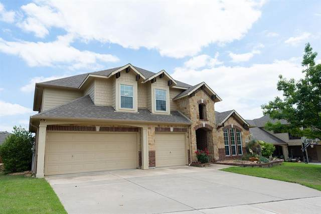 9712 Brewster Lane, Fort Worth, TX 76244 (MLS #14547773) :: Team Hodnett