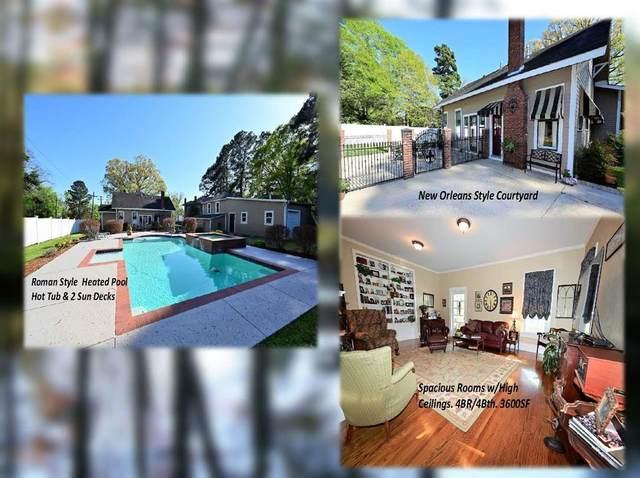 315 E And West Street, Minden, LA 71055 (MLS #14547957) :: Real Estate By Design