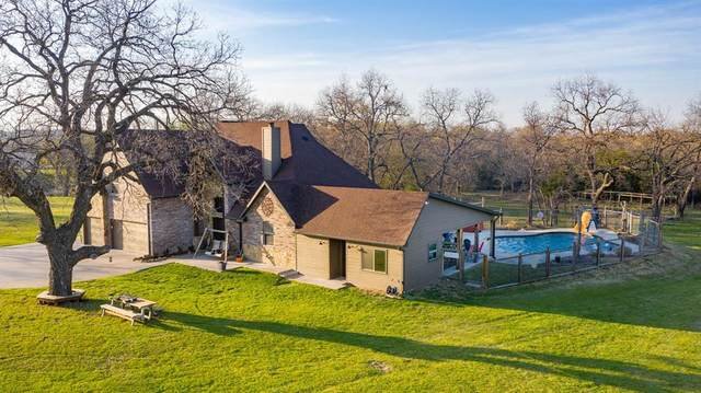 2085 River Front Court, Stephenville, TX 76401 (MLS #14548141) :: Real Estate By Design