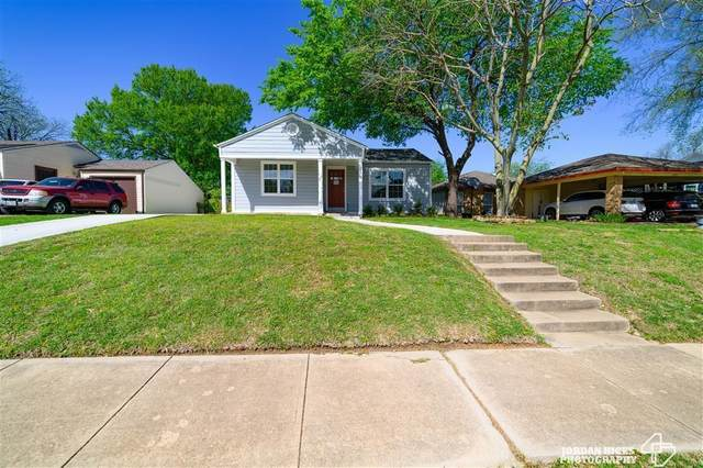 2314 Ryan Avenue, Fort Worth, TX 76110 (MLS #14548431) :: Team Hodnett