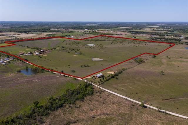 255 Frog Pond Road, Sherman, TX 75092 (MLS #14548595) :: Trinity Premier Properties