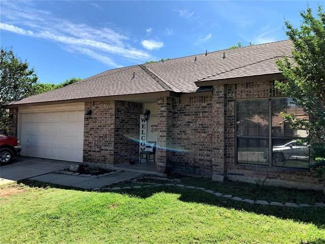 2227 Crestmeadow Street, Denton, TX 76207 (MLS #14548674) :: The Mauelshagen Group
