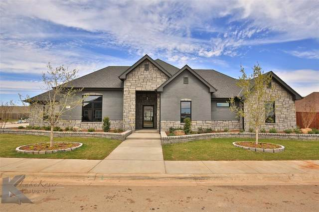 2116 South Ridge Crossing, Abilene, TX 79606 (MLS #14548869) :: Premier Properties Group of Keller Williams Realty
