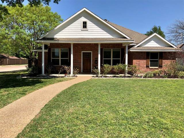 640 Nottingham Drive, Richardson, TX 75080 (MLS #14548932) :: Robbins Real Estate Group