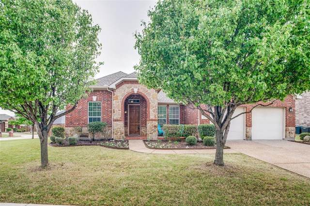 2652 Greyhawk Drive, Little Elm, TX 75068 (MLS #14549118) :: The Good Home Team