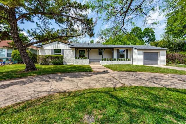 3908 Trail Lake Drive, Fort Worth, TX 76109 (MLS #14549380) :: Front Real Estate Co.