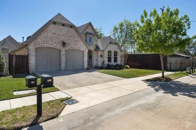 646 E Hill Street, Keller, TX 76248 (MLS #14549385) :: The Mauelshagen Group