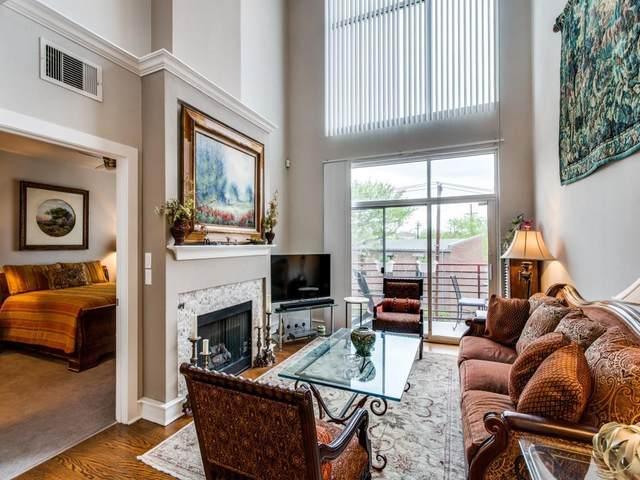 3333 Darcy Street #2209, Fort Worth, TX 76107 (MLS #14549392) :: Craig Properties Group