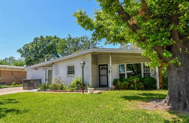 2023 Mather Street, Irving, TX 75061 (MLS #14549598) :: The Chad Smith Team