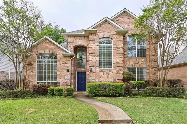 17834 Benchmark Drive, Dallas, TX 75252 (MLS #14549978) :: The Good Home Team