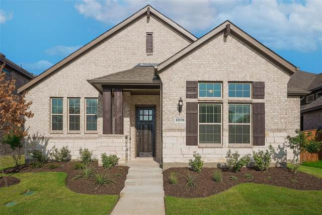 12176 Blackburn Way, Farmers Branch, TX 75234 (MLS #14550228) :: Real Estate By Design