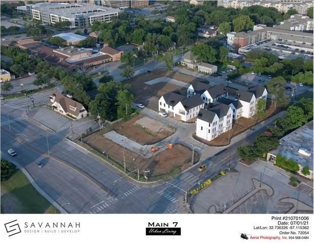 127 Garden Court E, Arlington, TX 76013 (MLS #14550260) :: The Mauelshagen Group