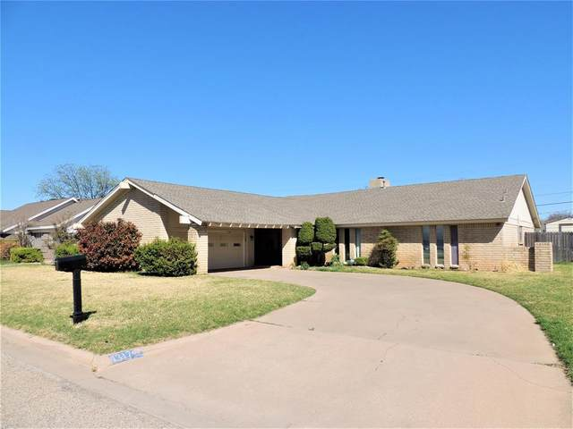 4317 Flintrock Drive, Abilene, TX 79606 (MLS #14550600) :: Maegan Brest | Keller Williams Realty