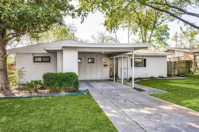 6732 Santa Anita Drive, Dallas, TX 75214 (MLS #14550675) :: The Chad Smith Team