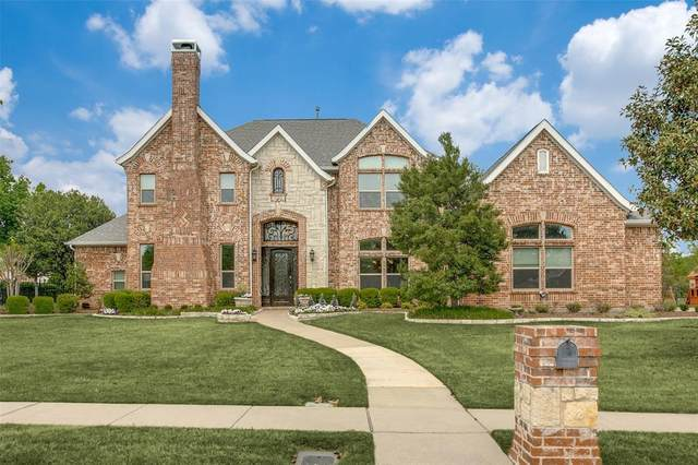 1808 Rustling Brook Court, Southlake, TX 76092 (MLS #14550970) :: The Mitchell Group