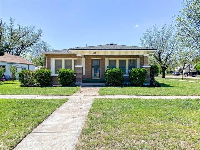 107 N Avenue G, Haskell, TX 79521 (#14551338) :: Homes By Lainie Real Estate Group