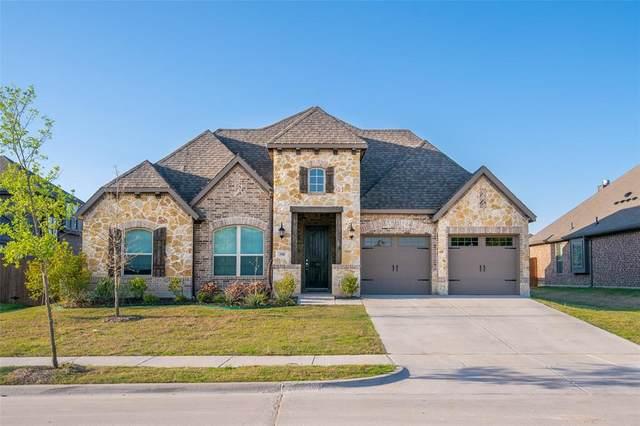 508 Strait, Waxahachie, TX 75165 (MLS #14551654) :: The Hornburg Real Estate Group