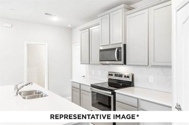 2301 Davenport Drive, Denton, TX 76207 (MLS #14552029) :: Results Property Group