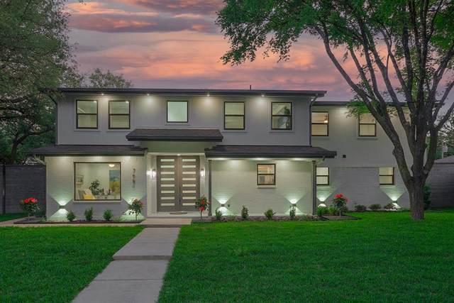 7986 Briaridge Road, Dallas, TX 75248 (MLS #14552608) :: All Cities USA Realty