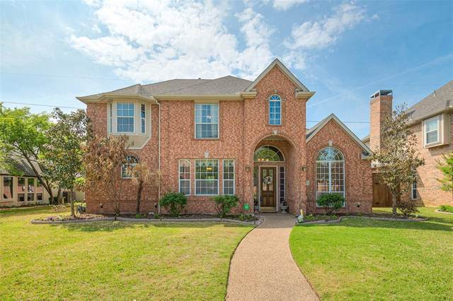 851 Pelican Lane, Coppell, TX 75019 (MLS #14552611) :: The Rhodes Team