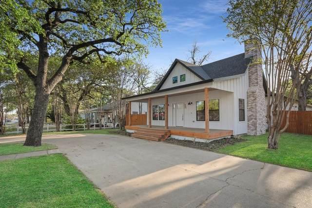 1821 N Sylvania Avenue, Fort Worth, TX 76111 (MLS #14552705) :: The Chad Smith Team