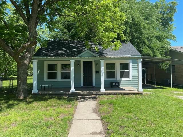1423 Cherry Street, Gainesville, TX 76240 (MLS #14552772) :: Trinity Premier Properties